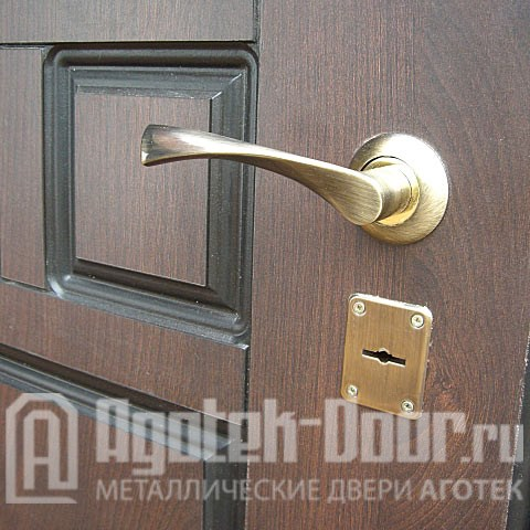 филенка на металлическую дверь