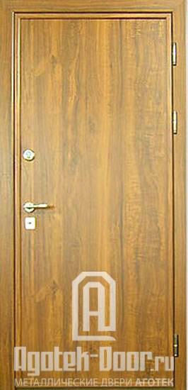 ламинат на железную дверь