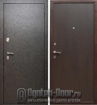 стальная дверь с улучшенной звукоизоляцией