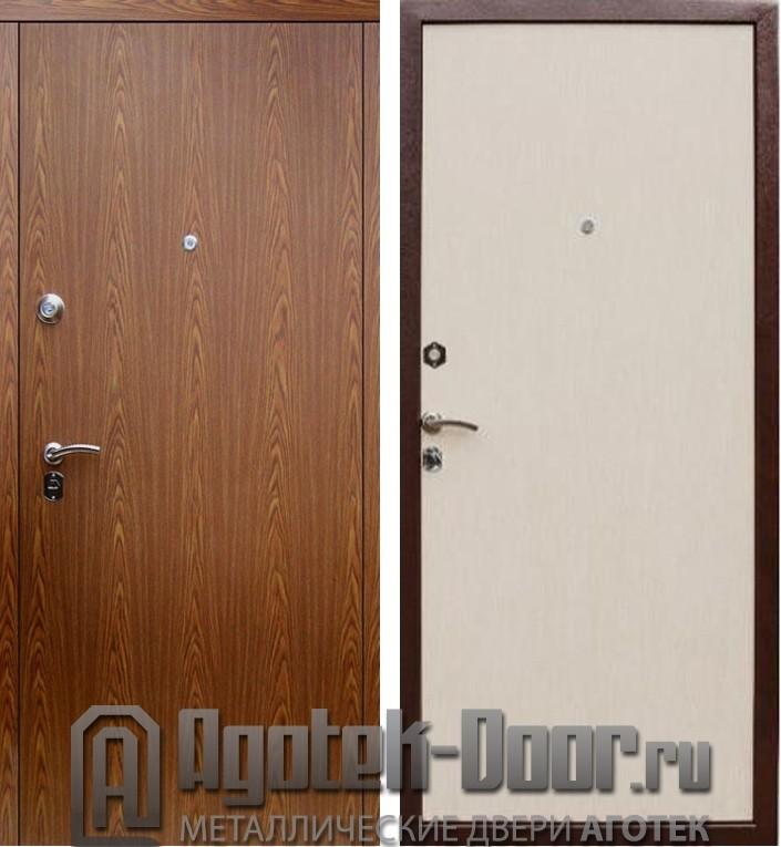 дверь металлическая с повышенной звукоизоляцией