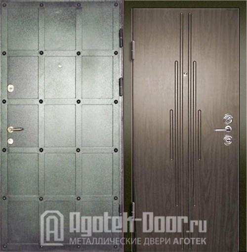 металлическая дверь в сао