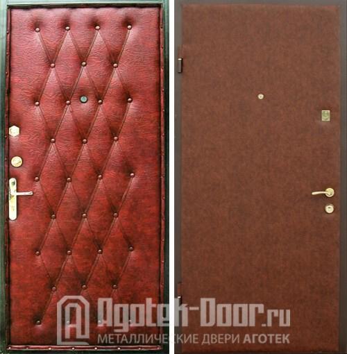 стальные двери дутые